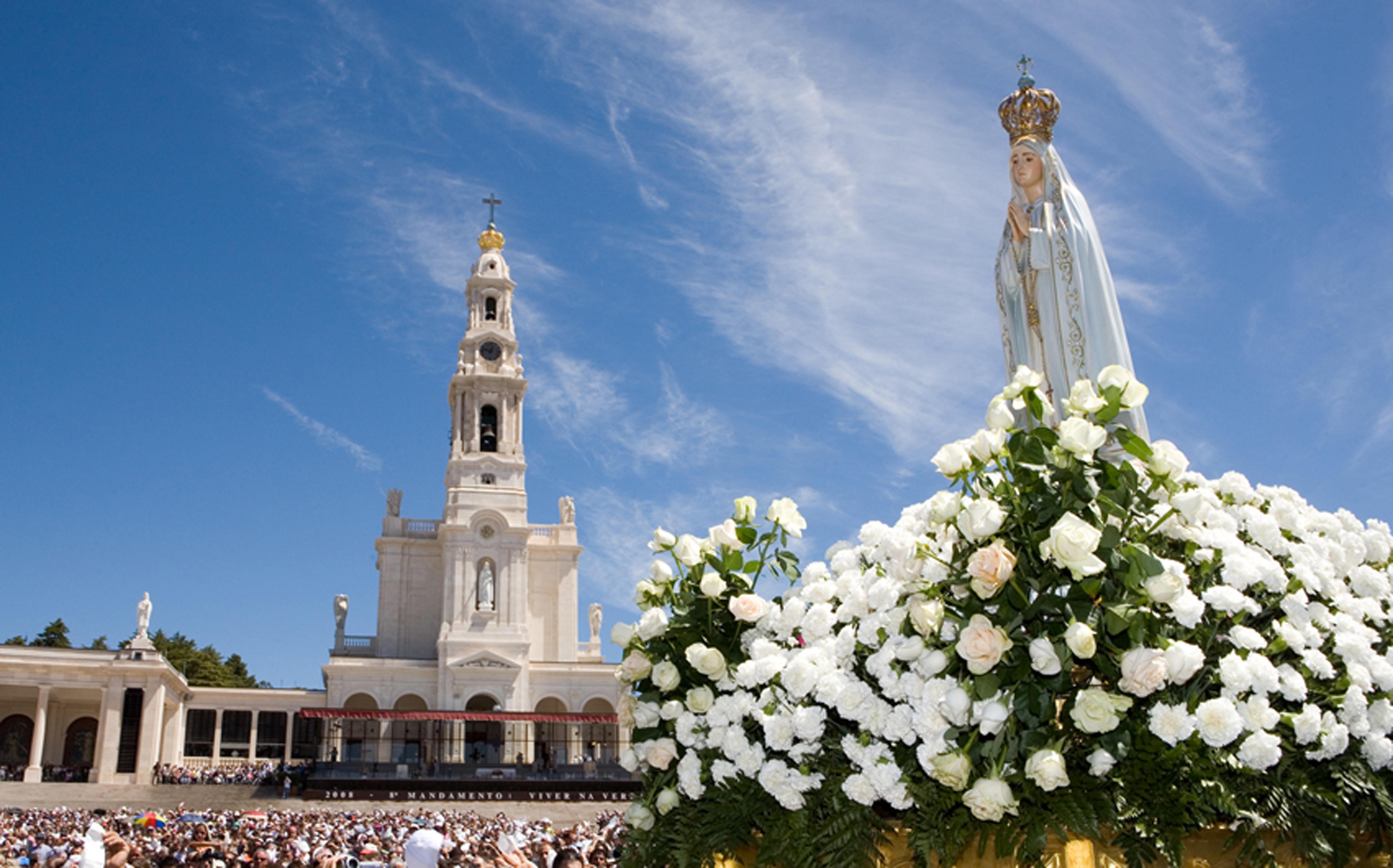 Papa u Fatimi prigodom 100. obljetnice ukazanja