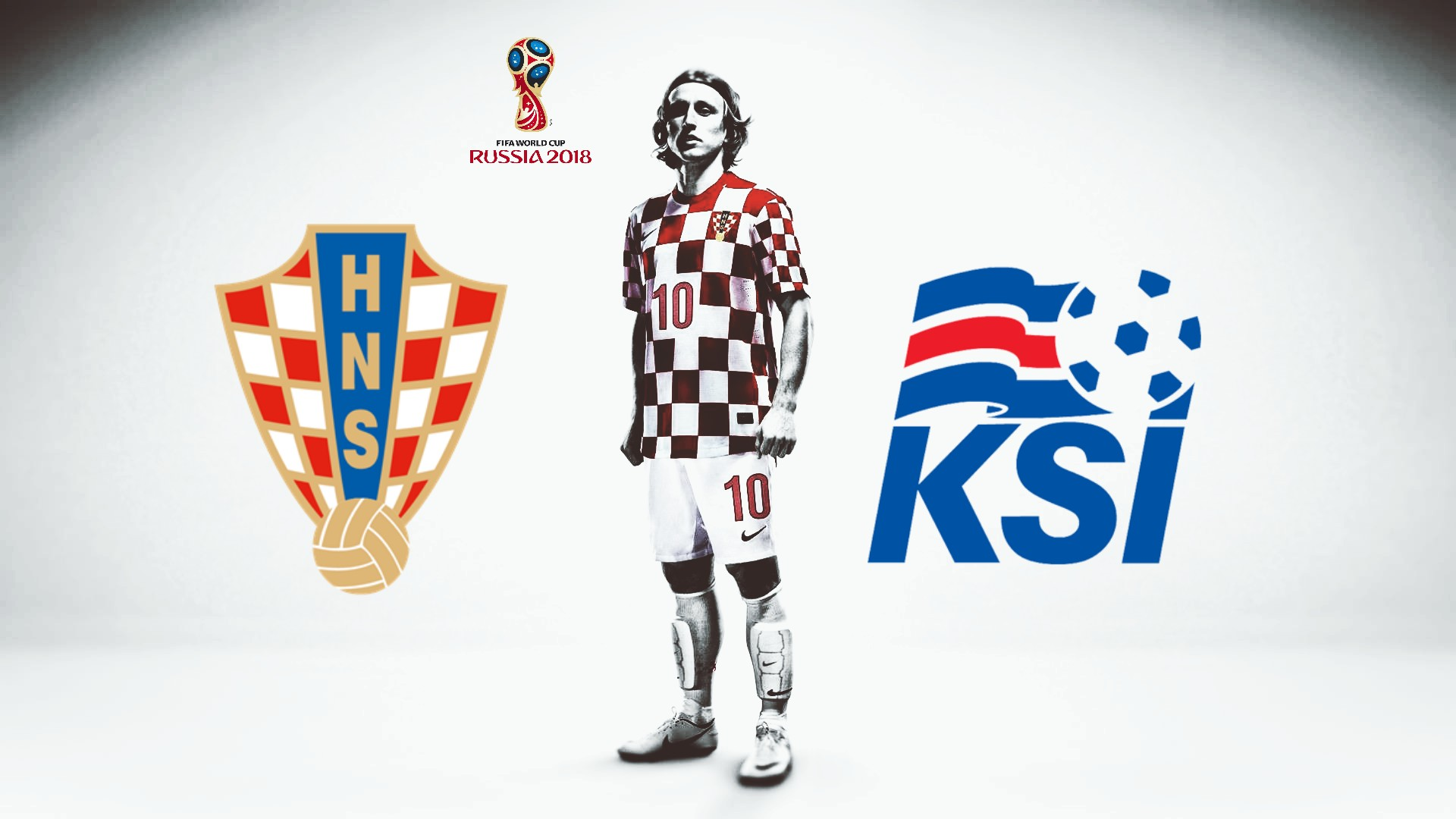 World Cup Qualifier - Croatia vs Iceland