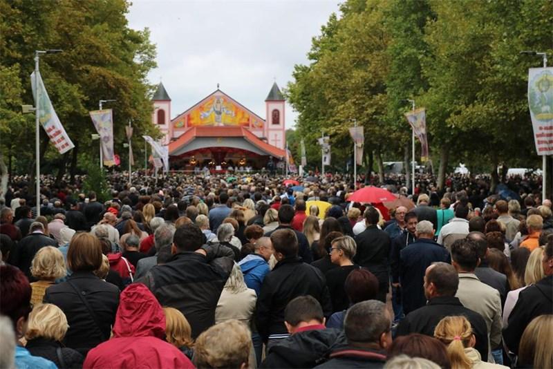 Proslava Predragocjene Krvi Kristove u Ludbregu