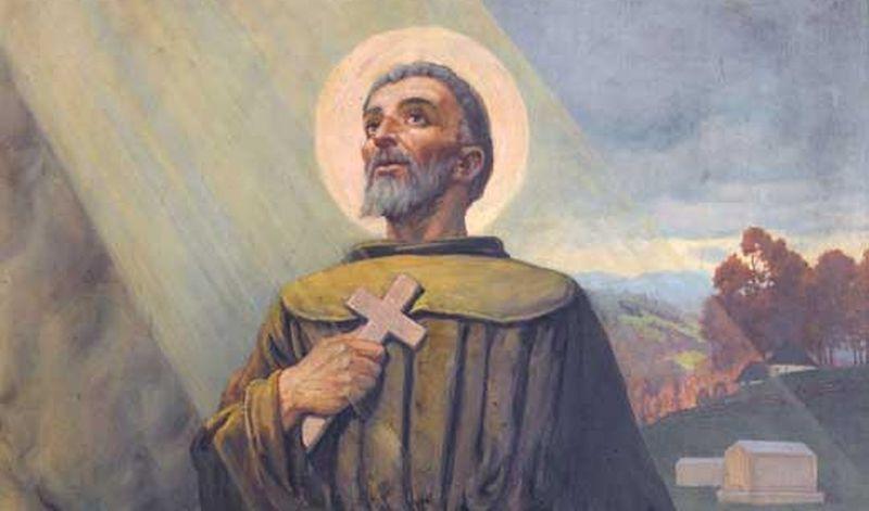 Sveti Nikola Tavelić, prvi hrvatski svetac i mučenik