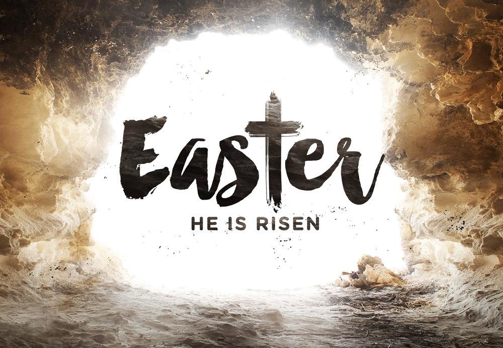 Nije ovdje, nego uskrsnu!