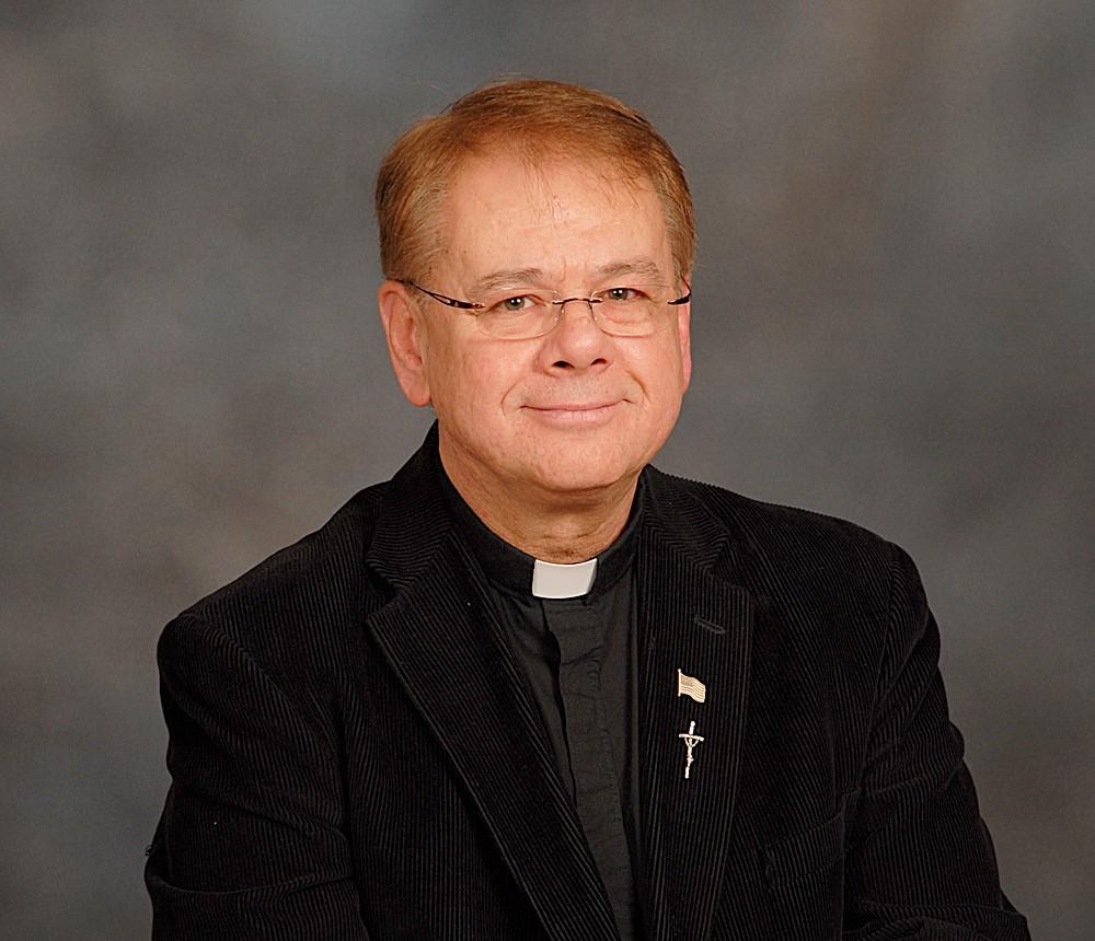 †Fr. Daniel Mrnarević
