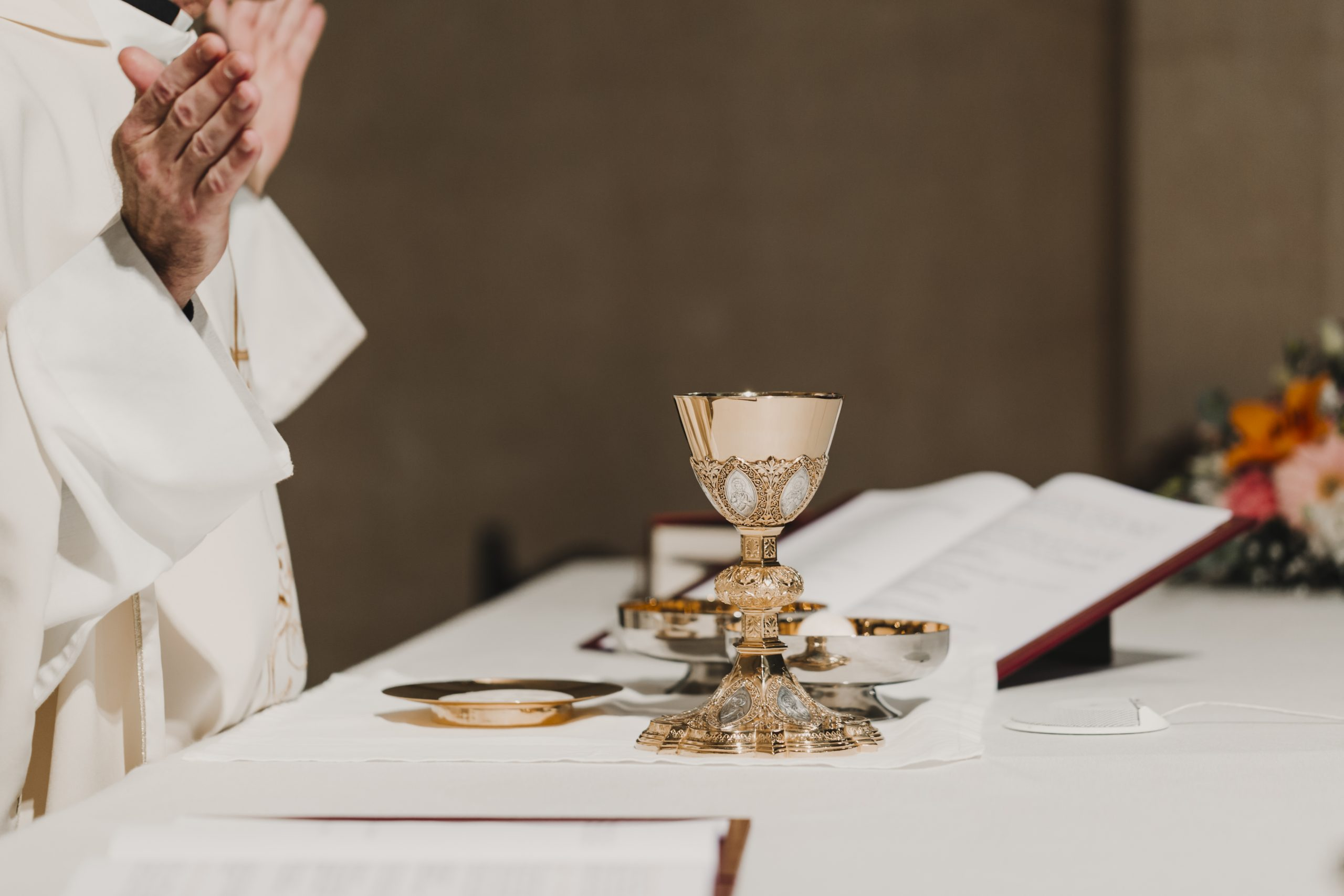 PASSION SUNDAY MASS AND HOLY TRIDUUM